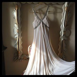 BCBG goddess dress